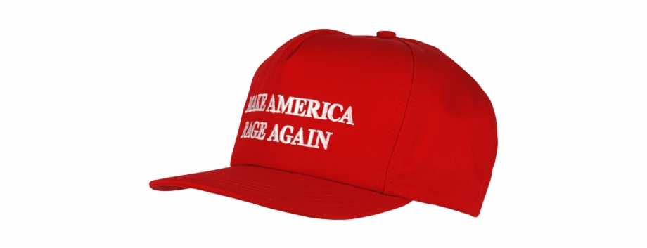 Make America Great Again Hat Png With Transparent Background.