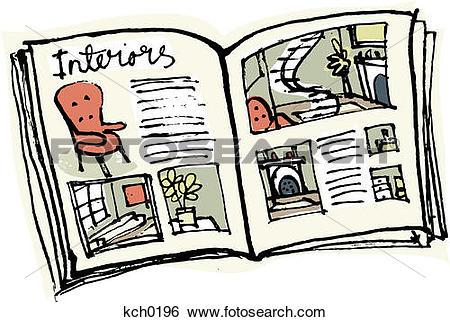 Magazine Illustrations and Clipart. 9,636 magazine royalty free.