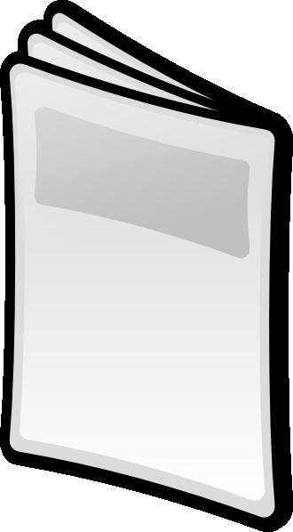 Magazine Clipart.