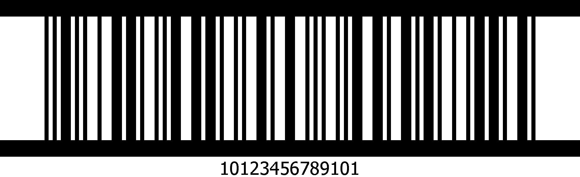 Sample Barcode Images.
