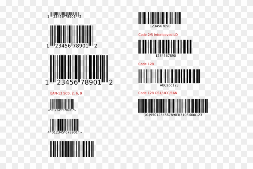 Barcode Clipart Real Simple Magazine.