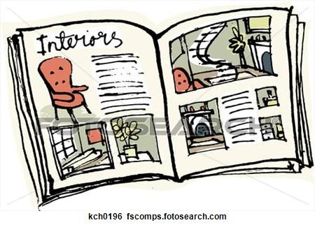 Magazine Clip Art Free.