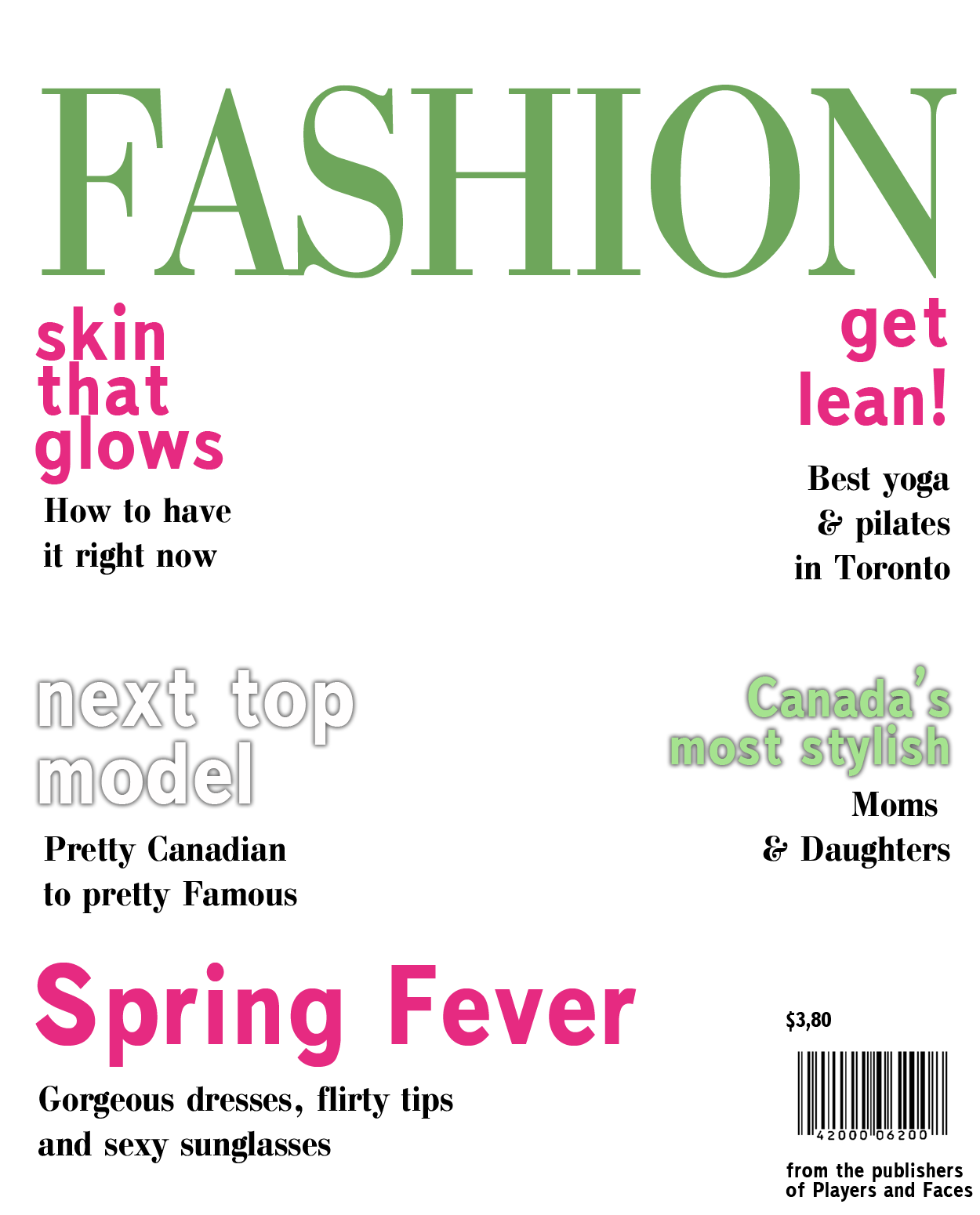 001 Fake Magazine Cover Template Photoshop Unforgettable.