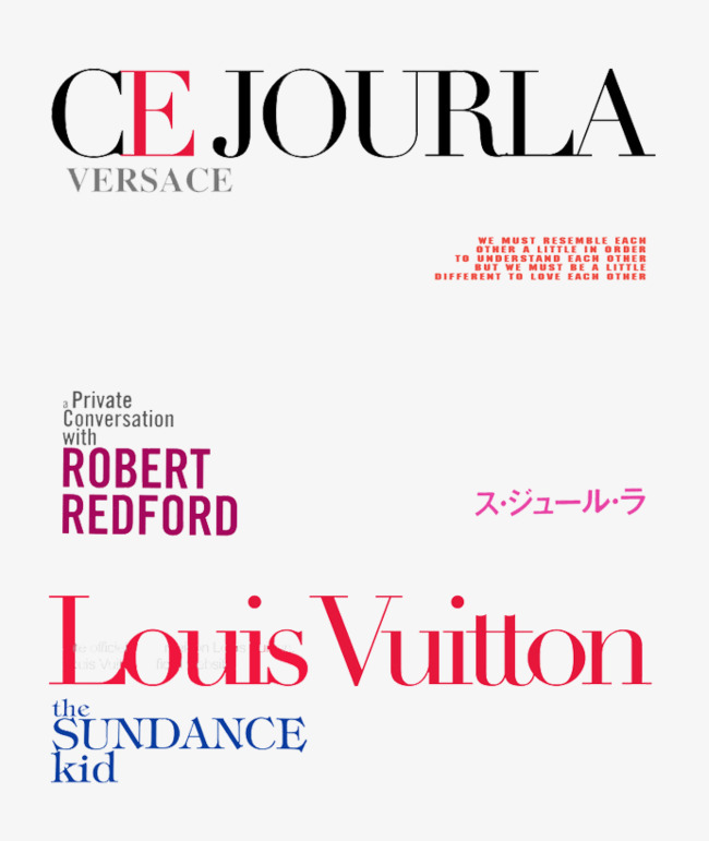 Fashion Magazine, Fashion Clipart, Cover, English PNG.
