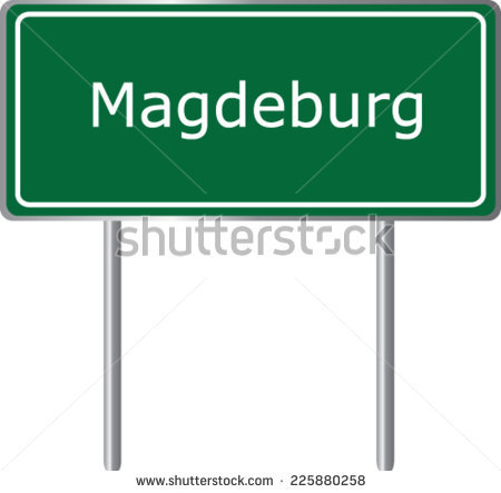 Magdeburg Stock Photos, Royalty.
