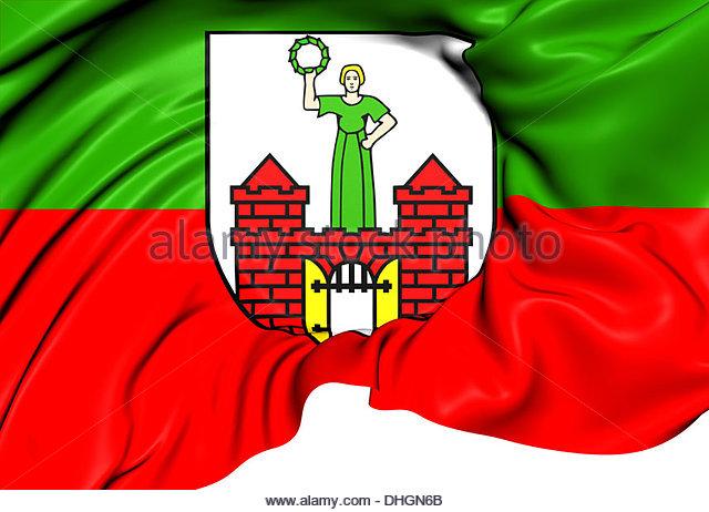 Sachsen Anhalt Flag Emblem Coa Stock Photos & Sachsen Anhalt Flag.