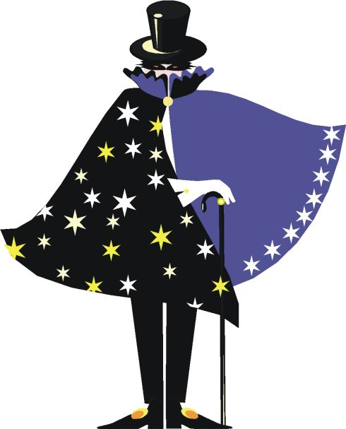 Mage clipart.