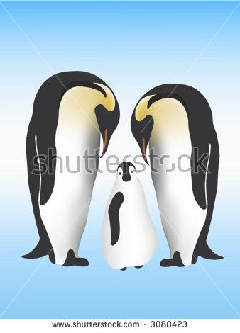 Magellanic Penguin Stock Vectors & Vector Clip Art.