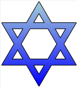 Star Of David Cutout Clip Art at Clker.com.