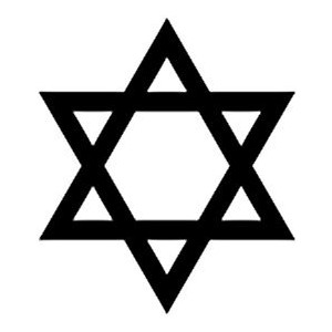Star of david images clip art.