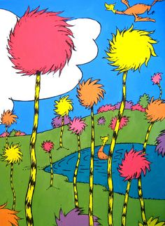 Paul Mager, Portfolio, art work, : LORAX.