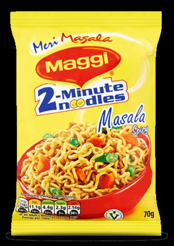 Maggi® Masala Noodles.