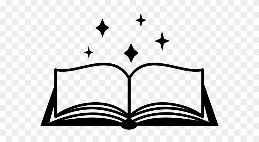 Magic Clipart Magical Book.