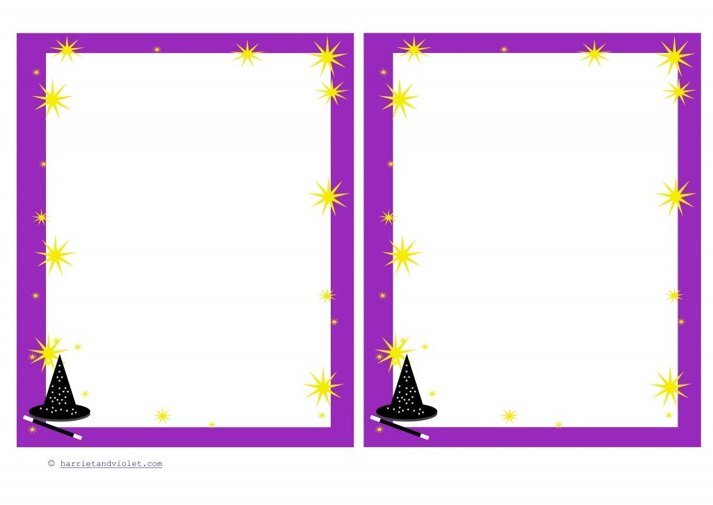 Magic border clipart 3 » Clipart Portal.