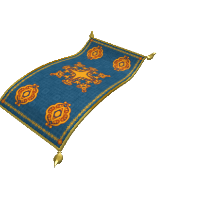 Magic Carpet Png Vector, Clipart, PSD.