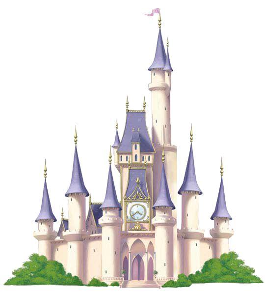 Magic kingdom clipart.