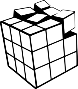 Rubiks Cube 3d Clip Art at Clker.com.