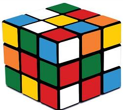 Free Rubik's Cube Clipart.