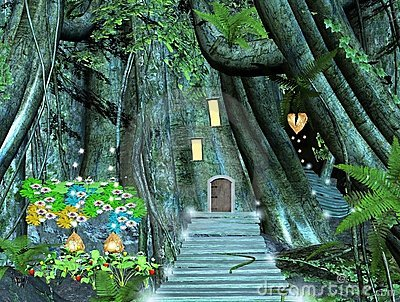 Magic Forest Clipart Clipground
