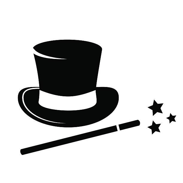 Magic hat clipart 4 » Clipart Station.