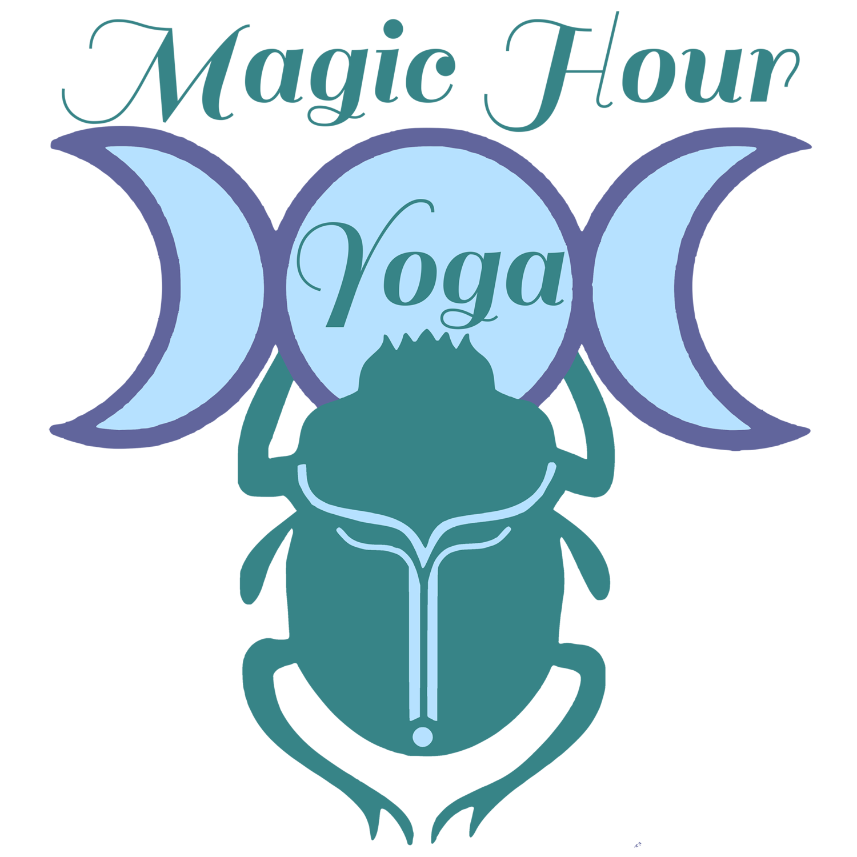Magic Hour Yoga.