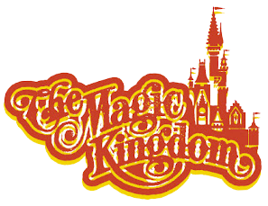 Disney Magic Kingdom Logos Clipart.