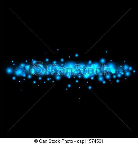 Magic Sparkles Clip Art.