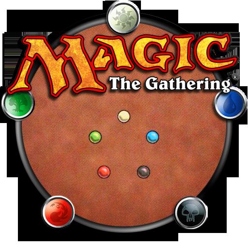 Magic: The Gathering.