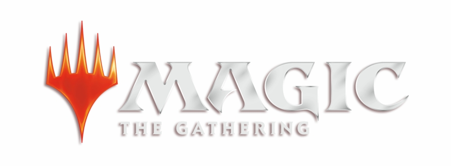Magic The Gathering Logo Png Transparent Background.