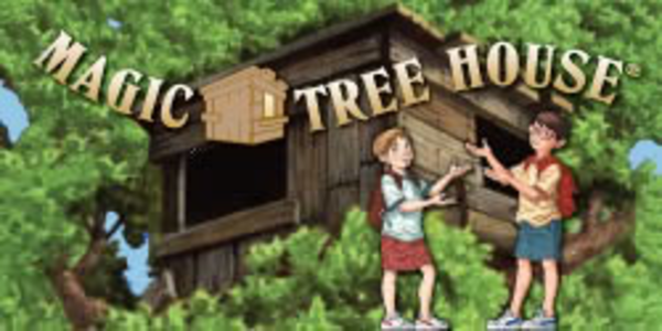 Magic tree house clipart 3 » Clipart Station.