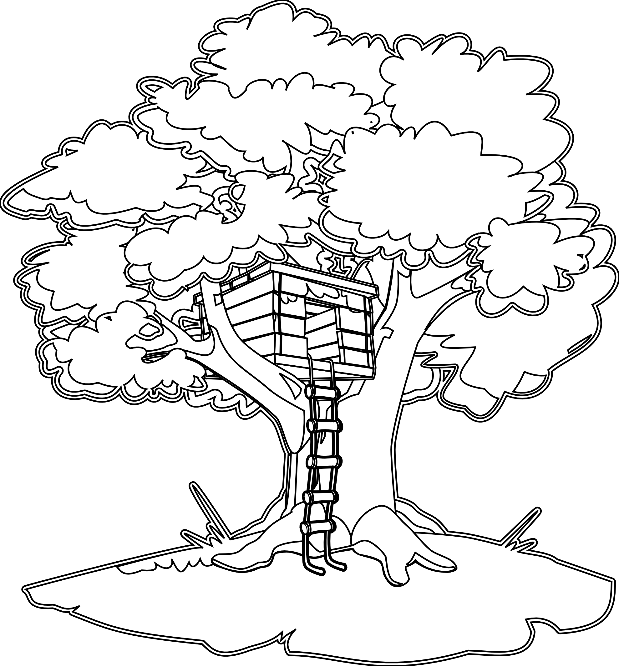Magic Tree House Books Clipart.