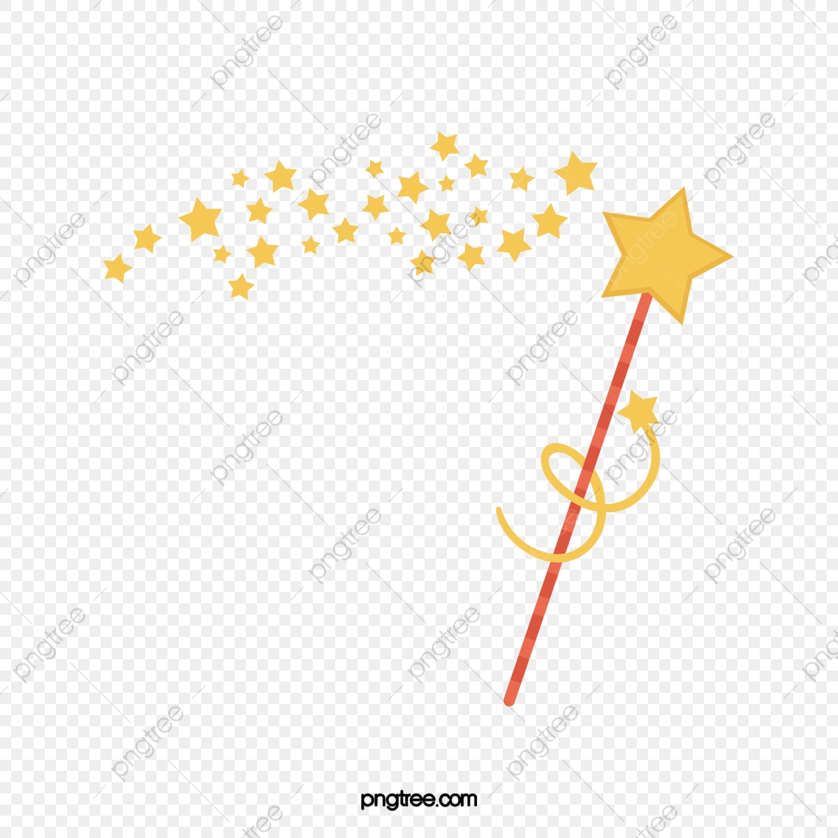 Items Magic Wand, Magic Clipart, Star, Fluctuate PNG.