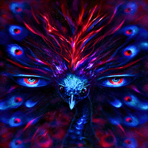 Magical Eyes Live Wallpaper.