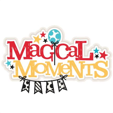 Magical Moments SVG scrapbook cut file cute clipart files for.