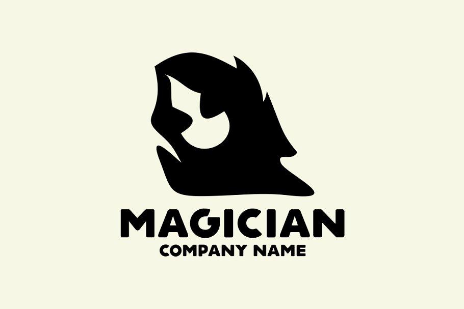 Magician Logo.