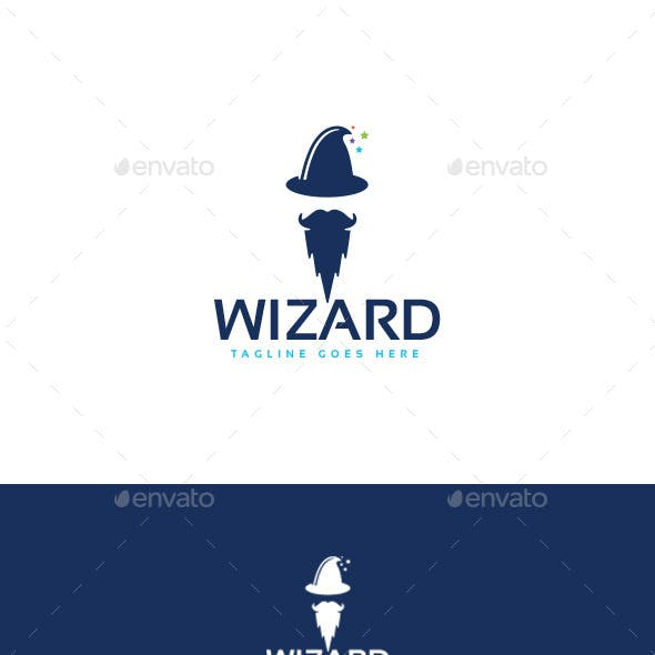 Magician Logo Templates from GraphicRiver.