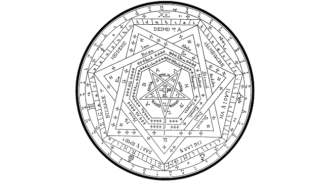 Christeos Pir Presents Enochian Magick Workshop at William.