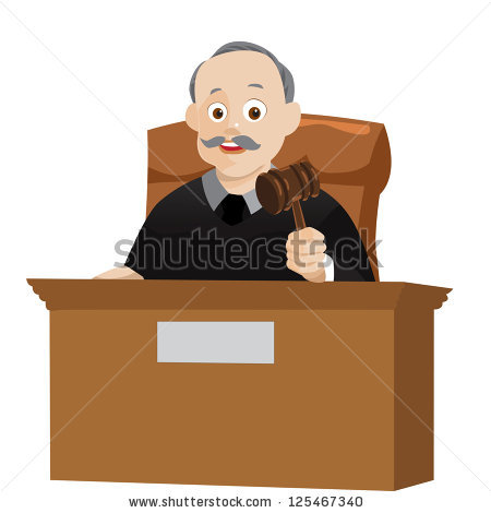 Magistrate Clipart.