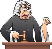 Magistrate Clip Art.