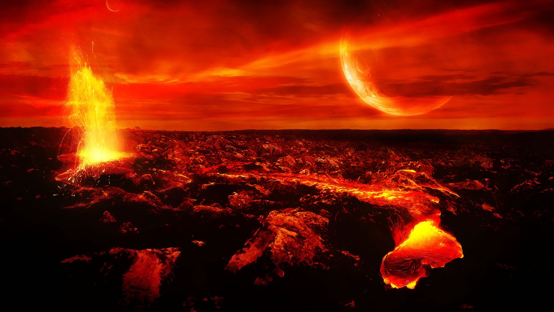 43 Magma Wallpapers Pictures.