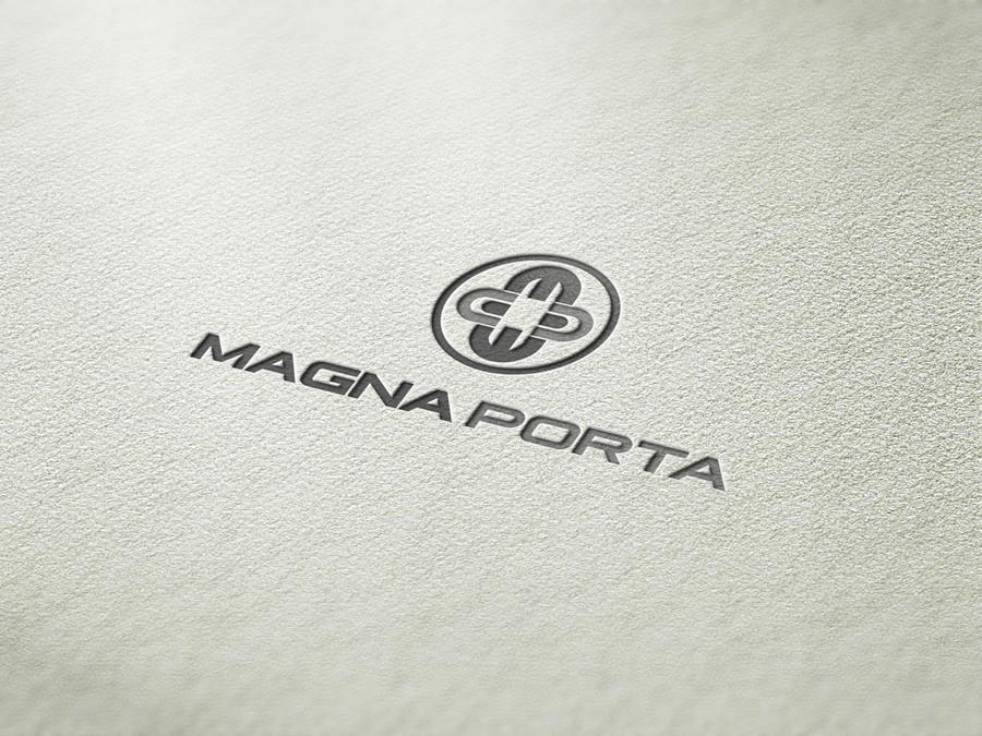 Entry #2188 by ZMdesigns for Design a logo for Magna Porta.