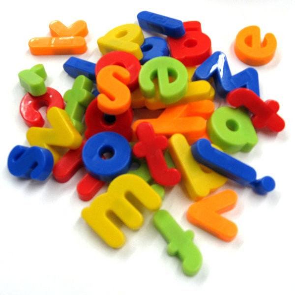 Magnetic Letters Alphabetic Fridge Magnets Full Alphabet A.