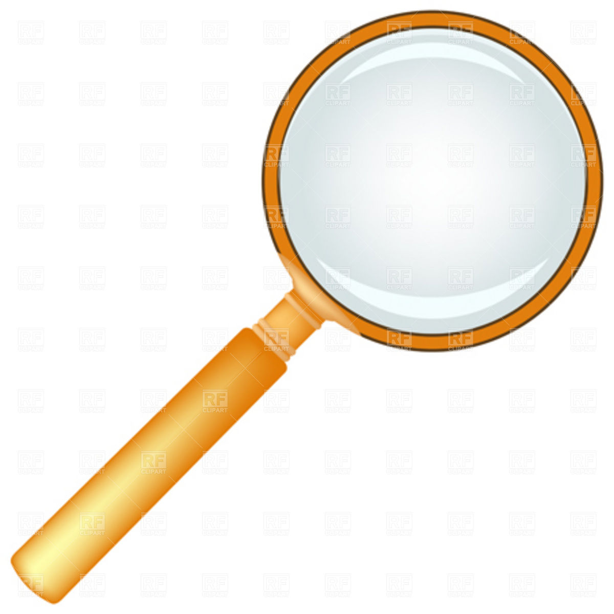 Magnifier clipart - Clipground
