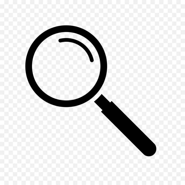 Best Magnifying Glass Illustrations, Royalty.
