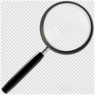 Free Magnifying Glass Clipart Transparent Background.