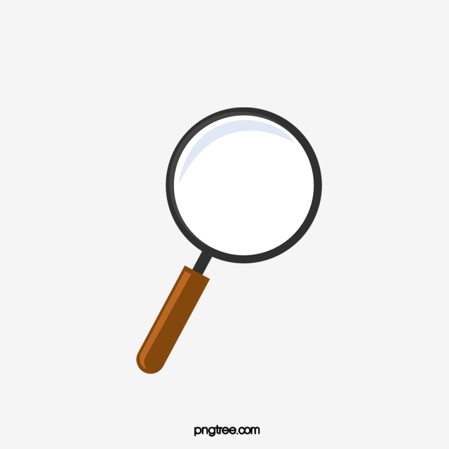 Magnifying Glass PNG Images.
