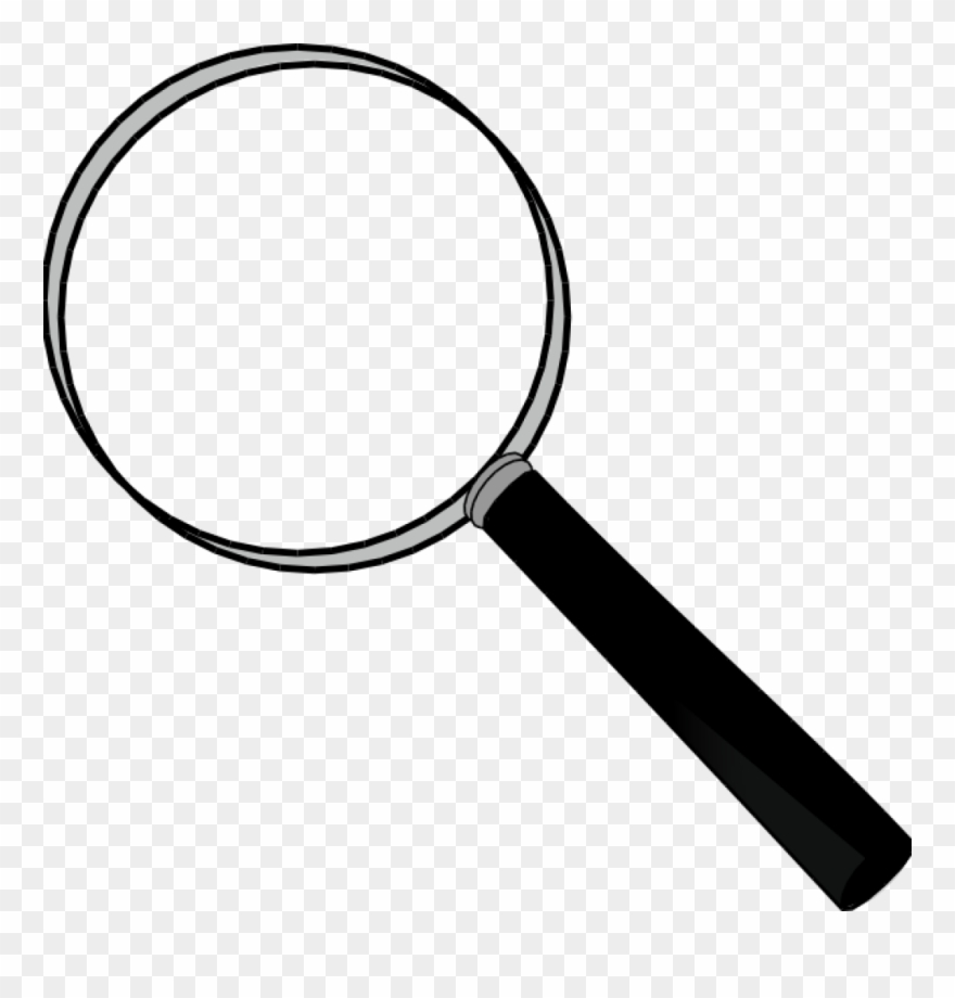 Magnifying Glass Clipart Magnification Clip Art At.