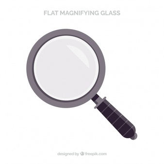 Magnifying Glass Vectors, Photos and PSD files.
