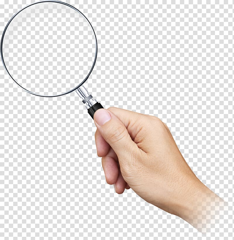 Magnifying glass , Magnifying Glass transparent background.