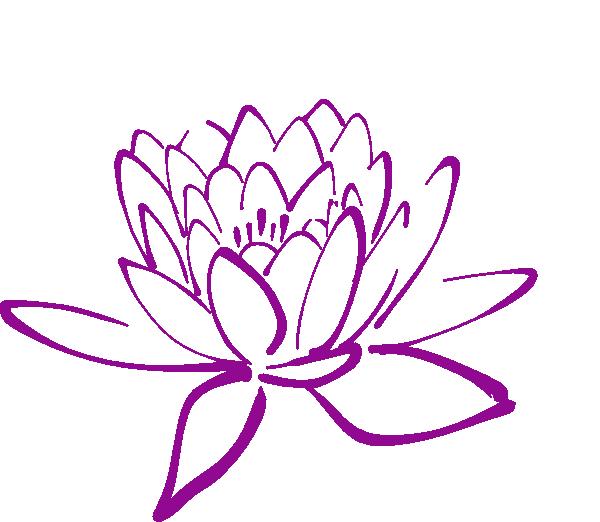 Magnolia Flower Clip Art.